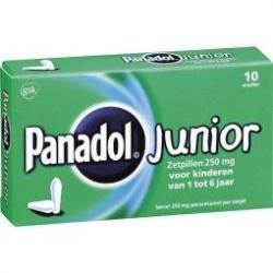 Panadol junior 250 mg
