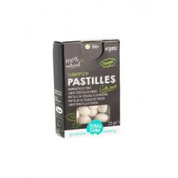 Droppastilles mint 25 gram bio