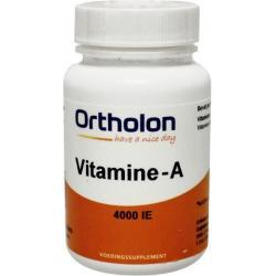 Vitamine A 4000IE