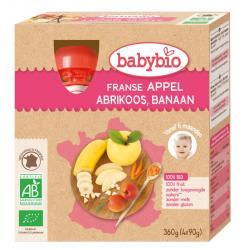 Appel abrikoos banaan 90...