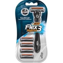 Flex3 hybrid shaver black 4