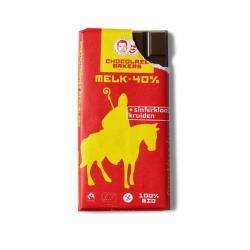 100% Bio sintreep melk 40%...