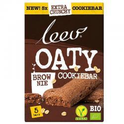 Oaty cookiebar brownie bio