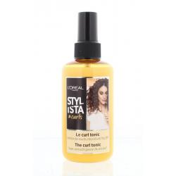 Stylista the curl tonic