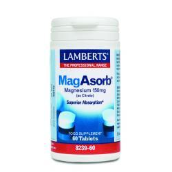 MagAsorb (magnesium citraat) 150 mg