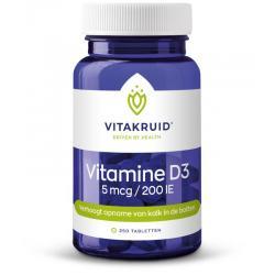 Vitamine D3 5 mcg