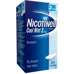 Kauwgom cool mint 2 mg